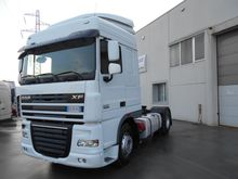 2010 DAF FT XF 105.460 Tractor