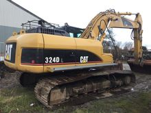 2006 Caterpillar 324DL Crawler