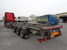 2003 Samro container transport
