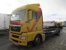 2008 MAN TGX 18.400 Container t