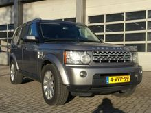 2012 Land Rover Discovery 4 HSE