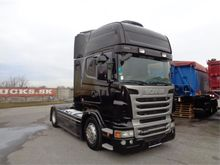 Used 2010 Scania R50