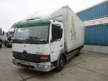 2000 Mercedes Benz ATEGO 815 WI