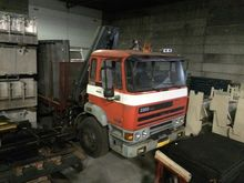 1993 DAF 2300 Turbo Lorry with
