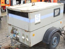 Used 1991 Demag COMP