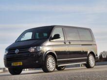2014 Volkswagen Multivan Highcl