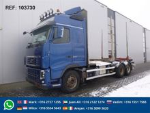 2009 Volvo FH16.600 6X4 TIMBER
