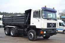 Used 1995 MAN 33.402