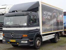 Used 1998 Mercedes B