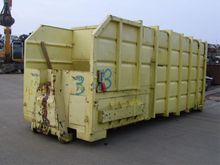 2005 KTK Press Container
