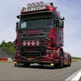 Scania UNIVERSELE BULLBAR Tract