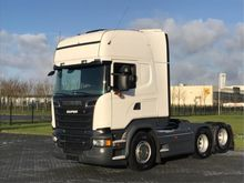 Used 2015 Scania R52