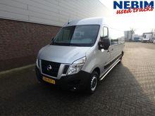 2013 Nissan NV400 145 PK L3H2 A