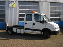 2009 Iveco Daily 50C18 BE trekk