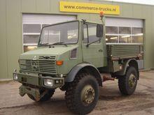 Used 1989 Unimog 437