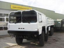 Used 1980 MAN 10T 8x