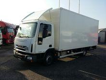 2014 Iveco ML75E19 Box with loa