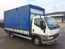 2003 Mitsubishi Canter FB634 in