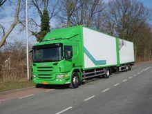 2008 Scania P 280 COMBI VOLUME