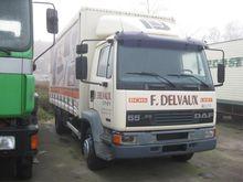 2000 DAF 55.210 Closed box