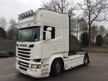 Used 2014 Scania R52