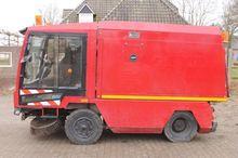 1997 Hofmans 416 Sweeping machi