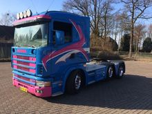 2003 Scania 164 480 Low liner F