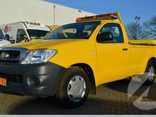 2010 Toyota Hilux 2.5 2WD 120PS