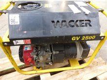 2008 Neuson GV2500 Gasoline agg