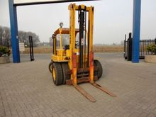 Used 1980 Hyster H4.