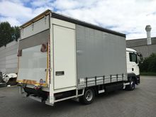 2009 MAN TGL 8.180 4X2 BL-L Box