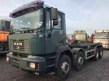 2000 MAN 32.414 Chassis cabin