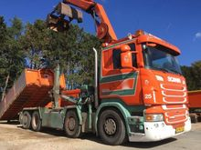 Used 2011 Scania R62