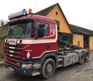1999 Scania R144LB6X2B fuld-luf