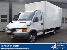 2003 Iveco Daily 40 C 12 Bakwag