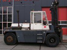 1983 Valmet TD16-1200 Forklift