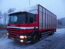 1998 Scania P94 VEETRANSPORT Li