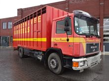 1994 MAN 18.232 Veewagen Full S