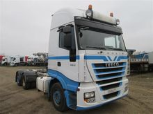 2008 Iveco Stralis AS260S45 Cha