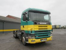 1999 Scania 114-380 Container t