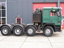 Used 1993 MAN 41-502