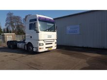 2006 MAN 26.390 Chassis cabin