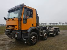 2002 Iveco Container transport