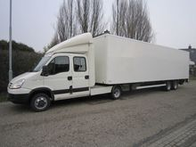 2007 Iveco 40C 18, 12 tons Be t