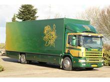 1999 Scania 94D/220 !!BLOEMEN!!
