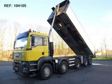 2006 MAN TGA49.430 10X4 HYVA RE