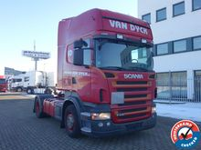 Used 2009 Scania R44