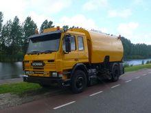 Used 1995 Scania p93