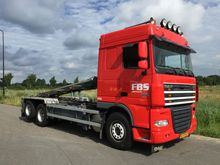 2009 DAF XF 105.460 Container t