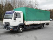 2002 MAN L2000 8.180 LE Curtain